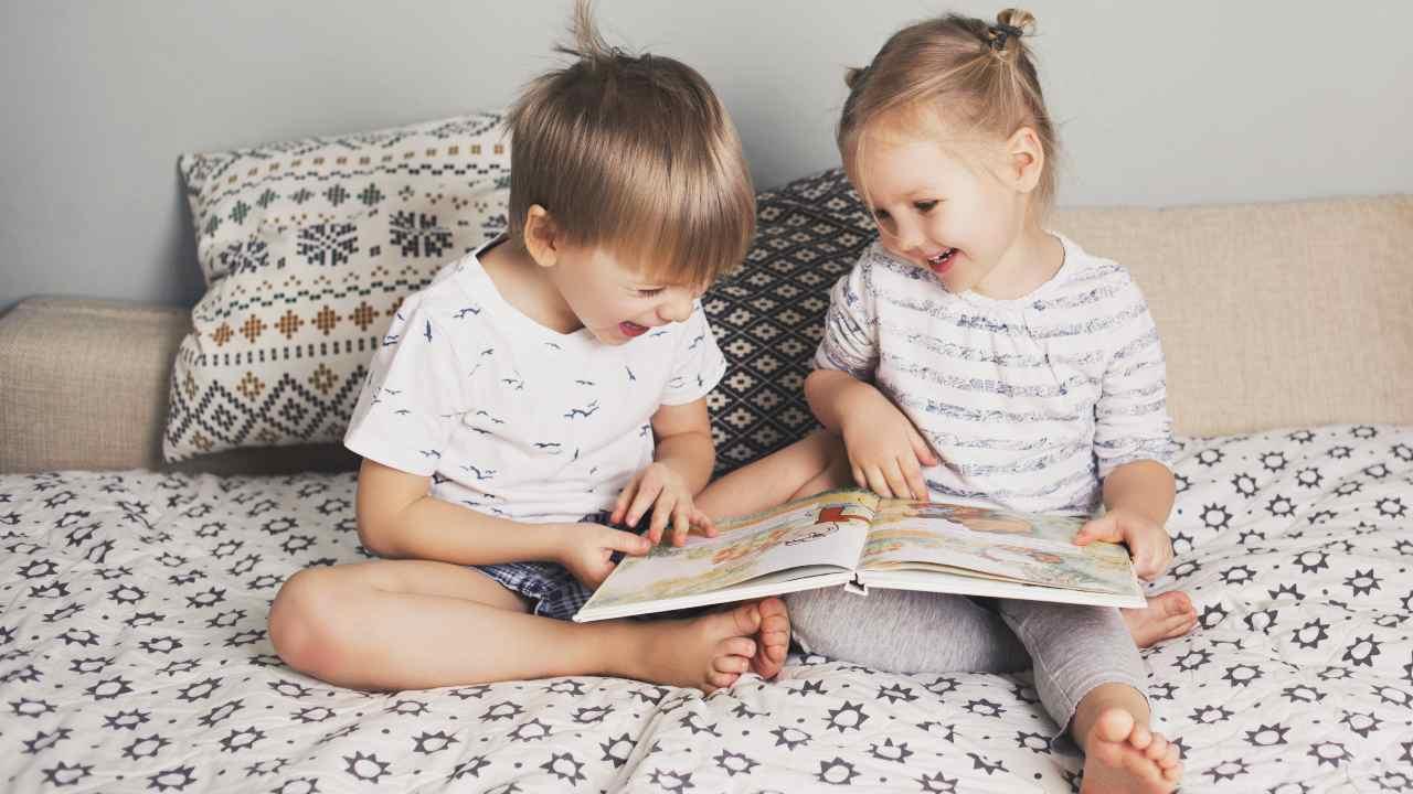 bambini libri appassionare lettura