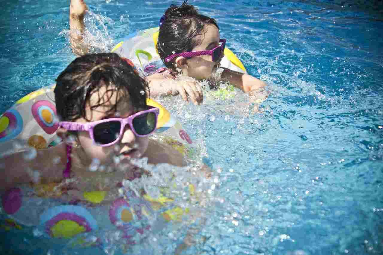 Bambini al sole | i 5 consigli dell'Ospedale Bambino Gesù