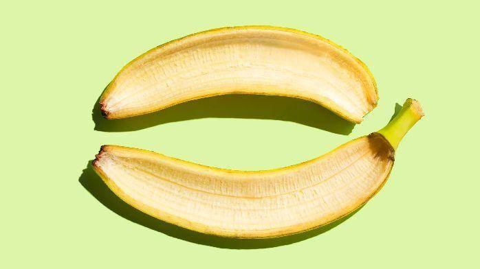 proprieta buccia banana