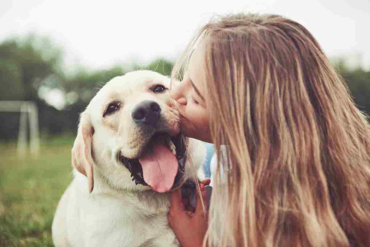 Vivere con un cane allunga la vita e la migliora