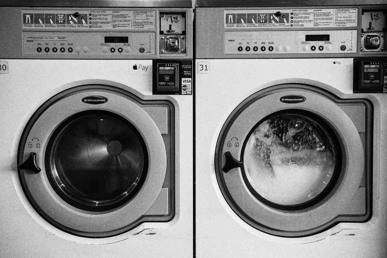 sapone lavare panni