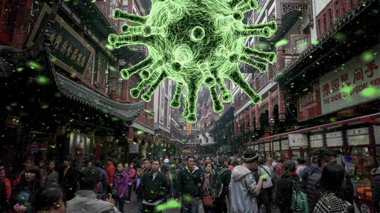 coronavirus comparso 6 ottobre 11 dicembre