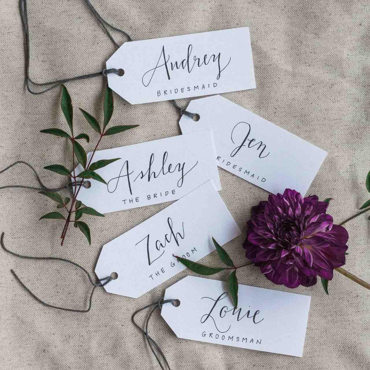 nomi ospiti matrimonio