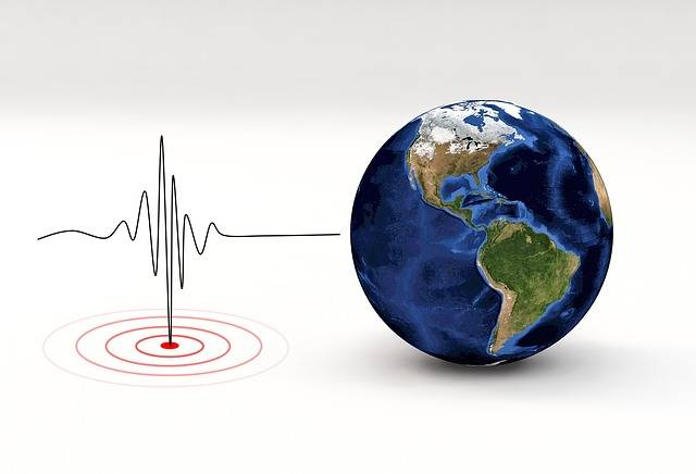 Forte scossa di terremoto in Croazia (pixabay photo)