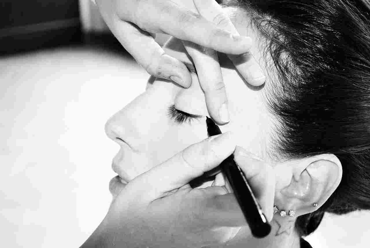 Eyeliner | il trend per il makup inverno 2020