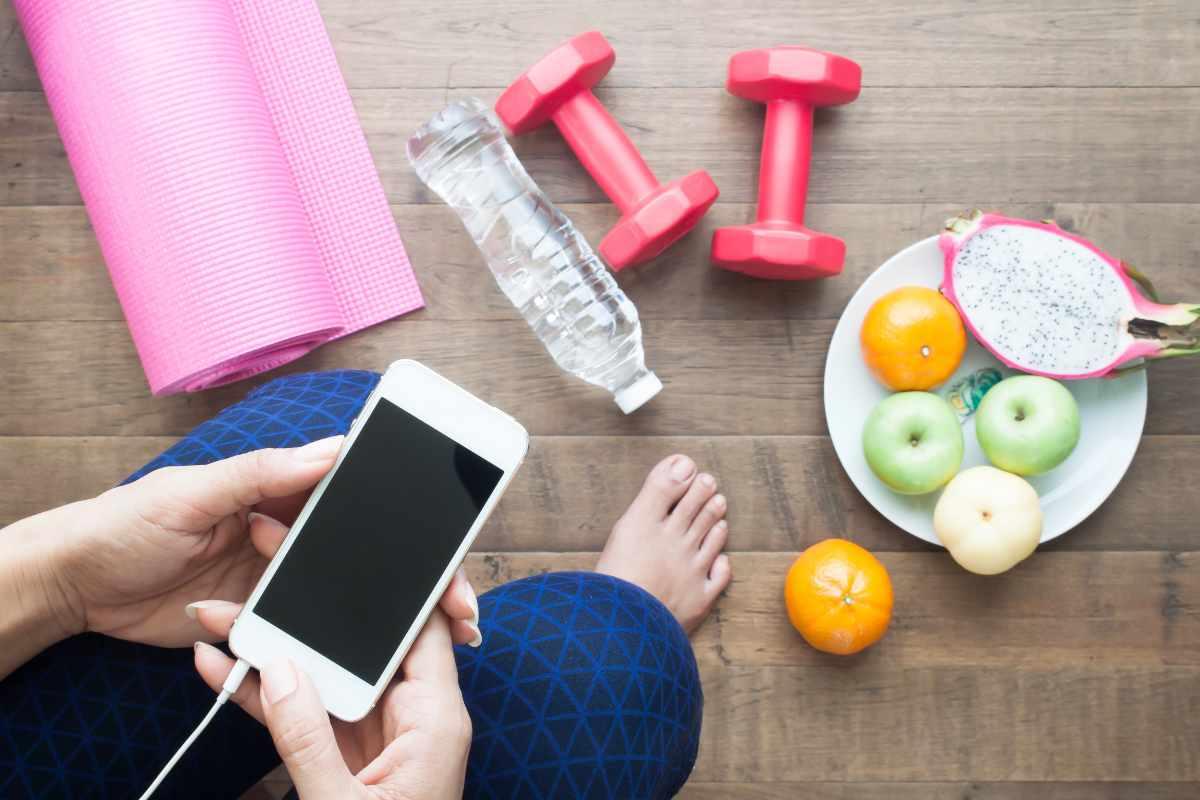 fitness e colazione