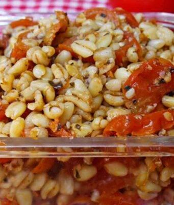 insalata di grano
