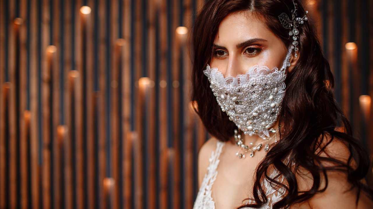 matrimonio cade obbligo mascherina per sposi