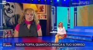 Nadia Toffa   lo straordinario ricordo della madre