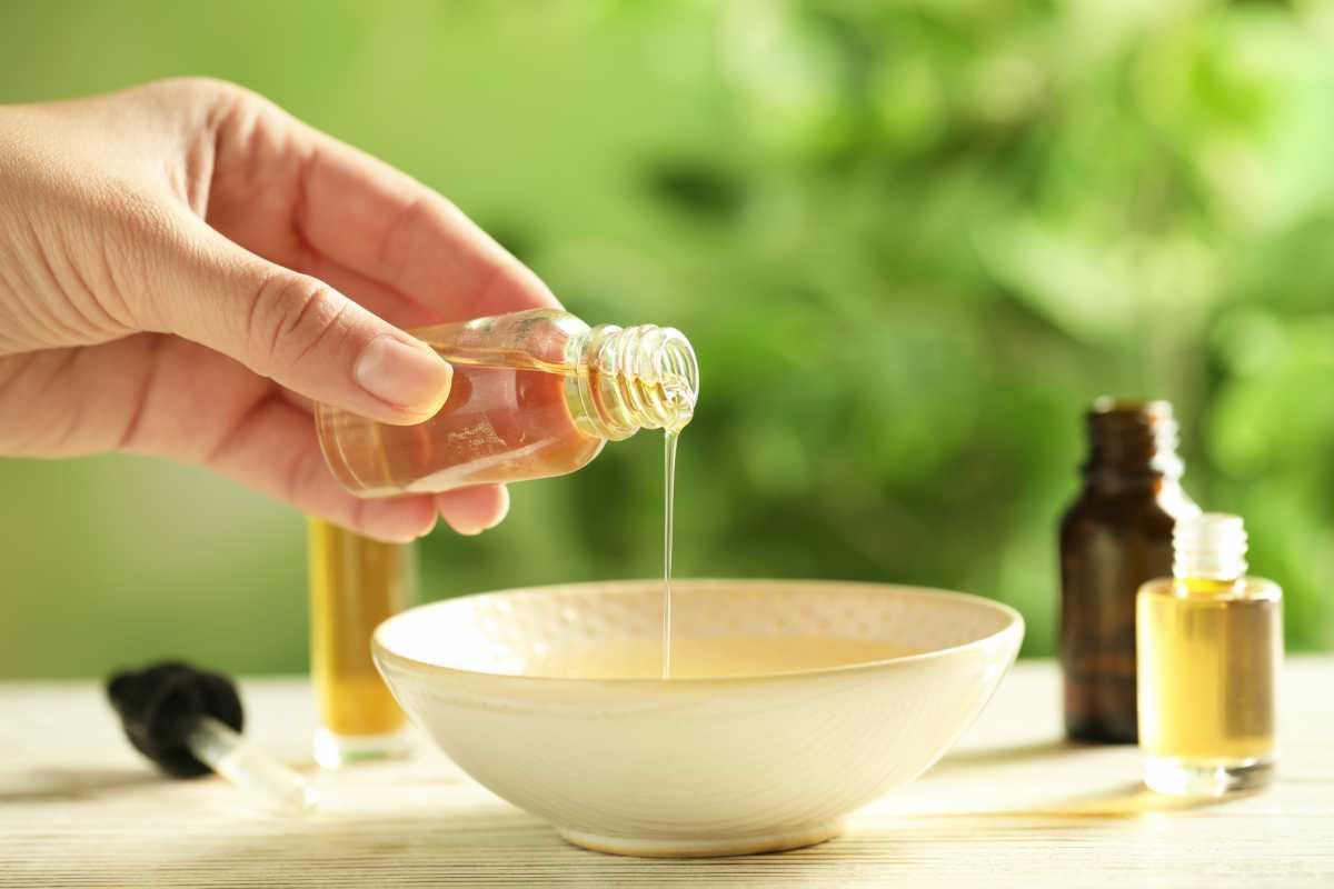 Pelle oli vegetali ed essenziali per l'estate