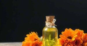olio di calendula una dolce carezza per la pelle
