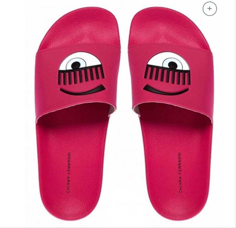 pantofole chiara ferragni