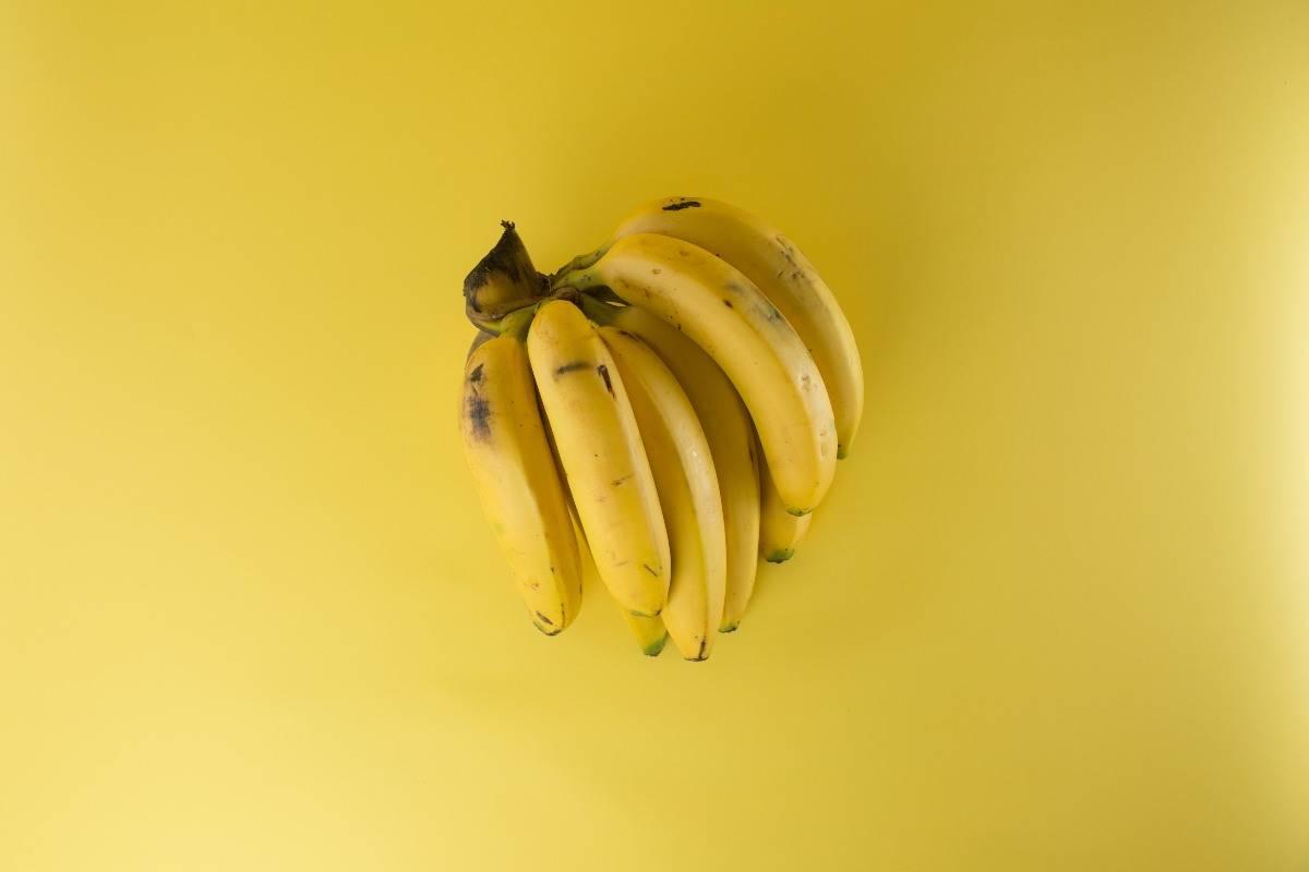 Le bucce di banana