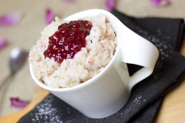 Riso al latte dolce | Un dolce fatto di riso pronto in pochi minuti