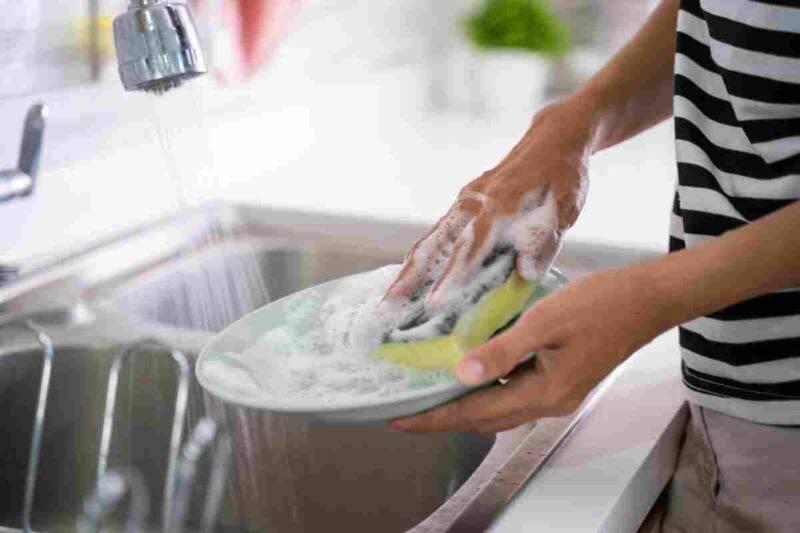 Spugna per i piatti ecco perché è uno degli oggetti più sporchi al mondo