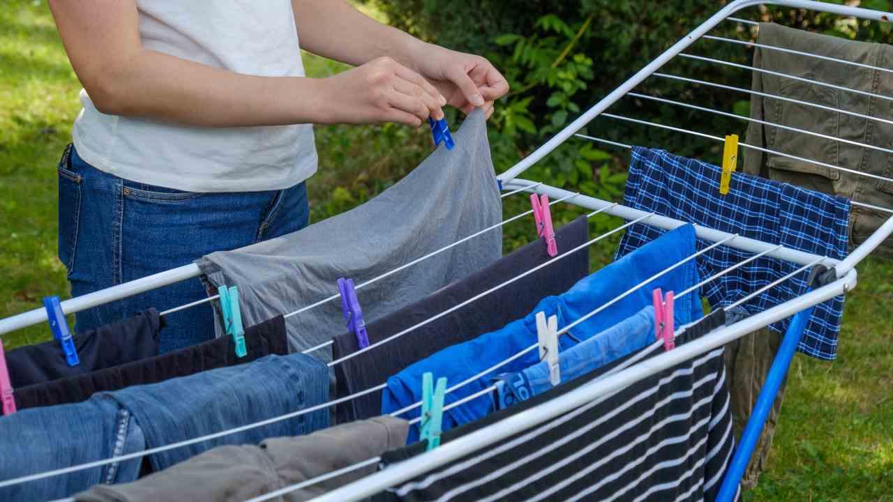 cosa non mettere nell'asciugatrice