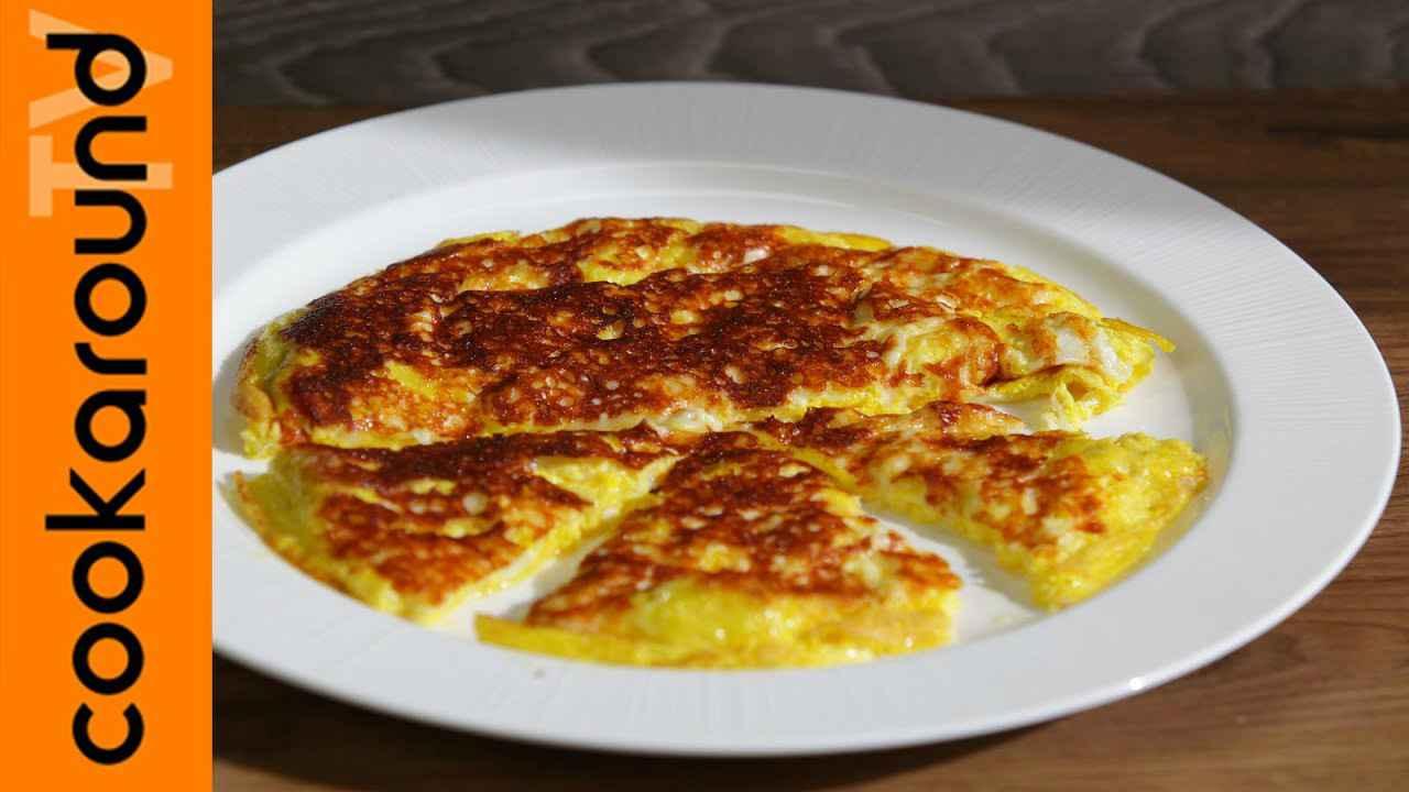 ricetta vegetariana uova con scamorza