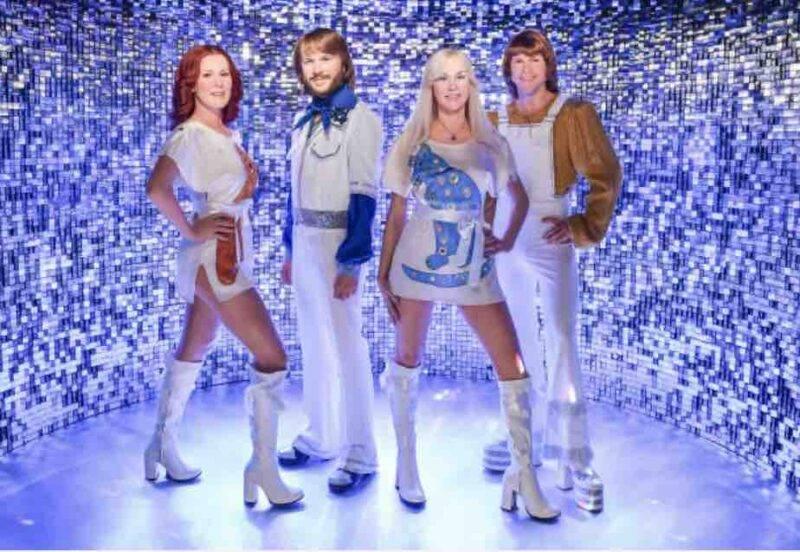 ABBA, il gruppo scandinavo si ricompatta (Getty Images)