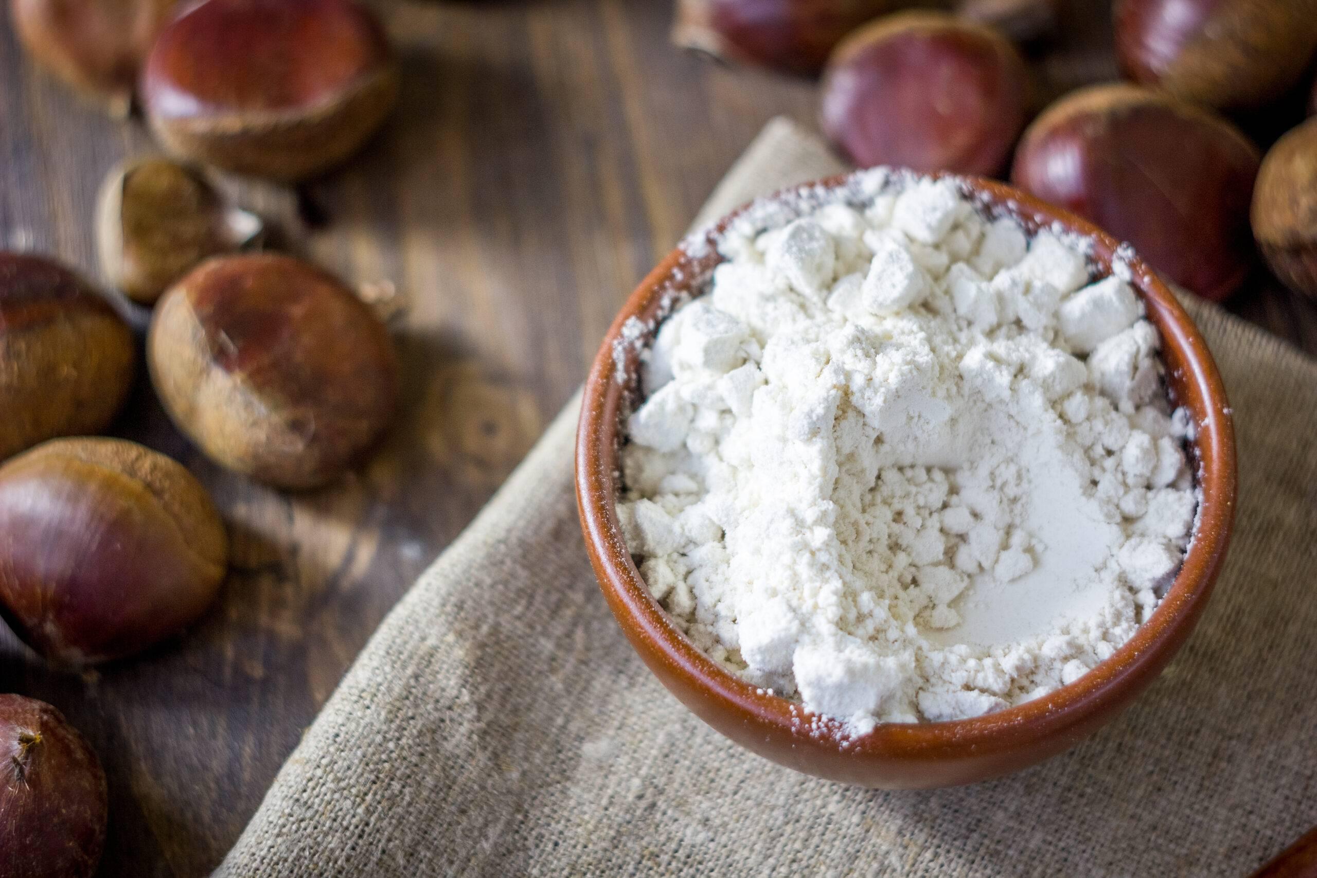 Allerta alimentare farina di castagne