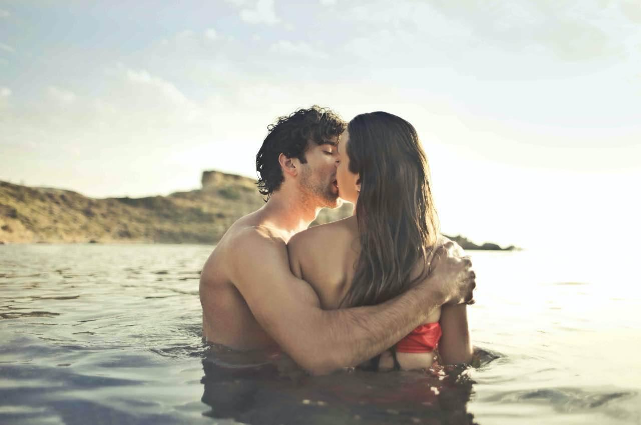 bacio acqua