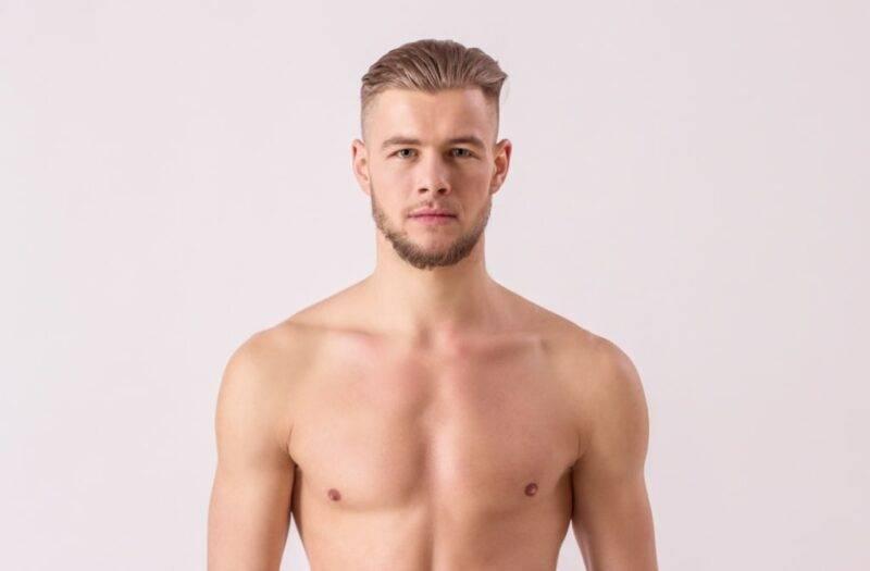 uomo sexy