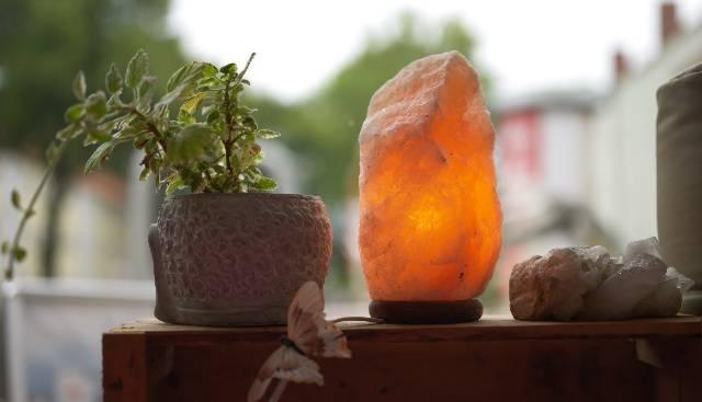 LAMPADA di SALE dell'Himalaya | Scopri tutti i vantaggi di averla in casa
