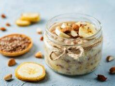 Dessert alla banana SENZA zuccheri aggiunti | Ricetta velocissima