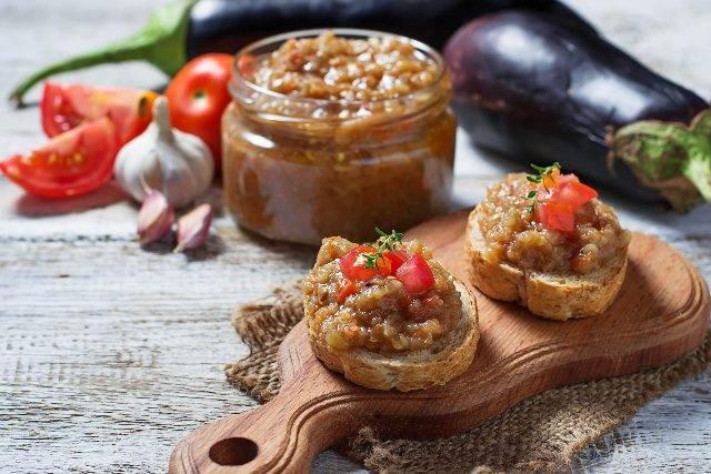 Caviale di melanzane | Ricetta veg pronta in pochi minuti