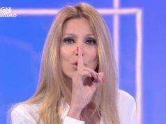 Adriana Volpe a Ogni Mattina su Tv8