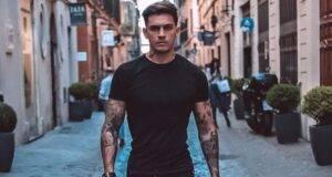Alessandro Basciano su Instagram