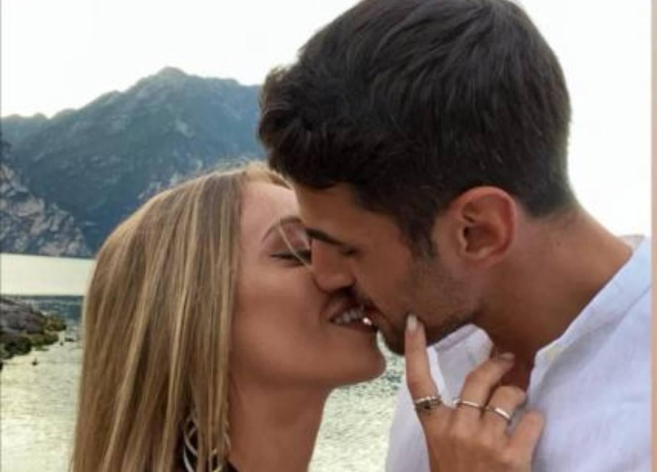 Alessandro Graziani si è fidanzato