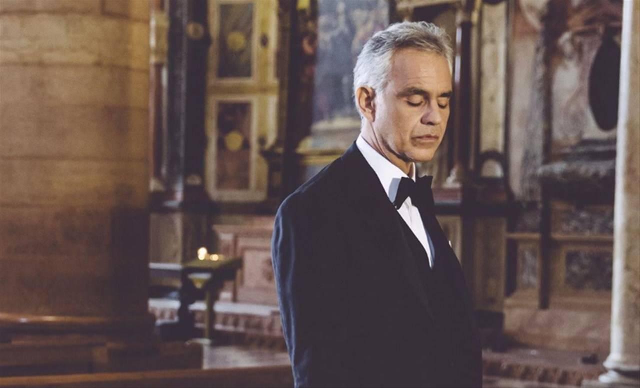 Andrea Bocelli Lockdown