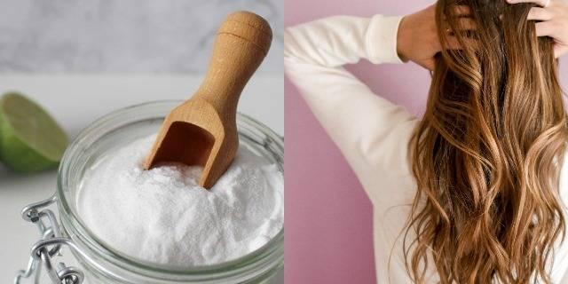 Come rimuovere la tinta grazie al bicarbonato di sodio
