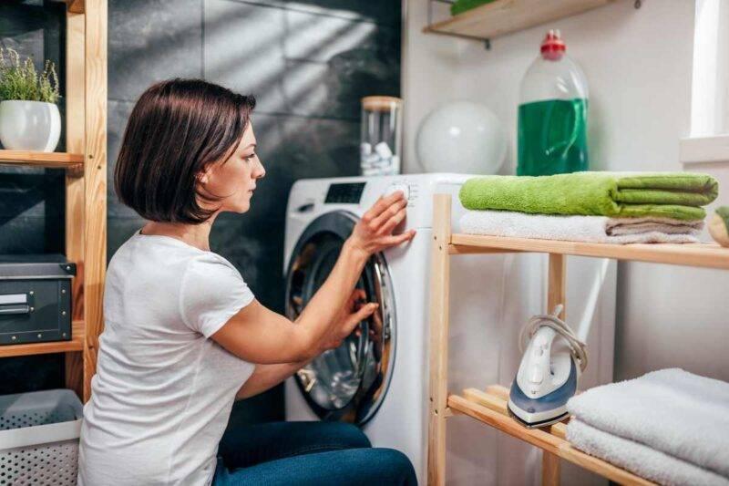 lavare bucato