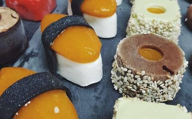 Specialità dolce firmata Giappone da fare a casa | SUSHI GELATO