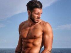 Davide Basolo al mare