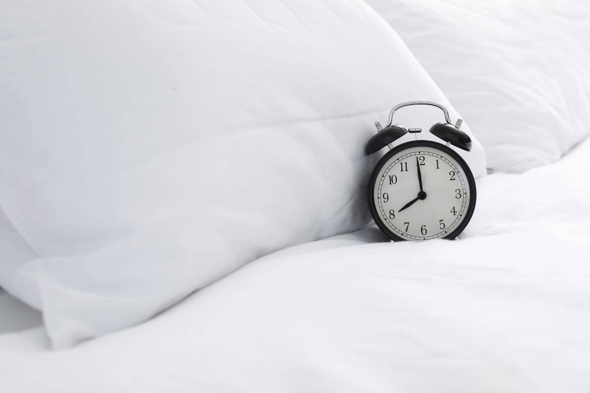 Dormire subito