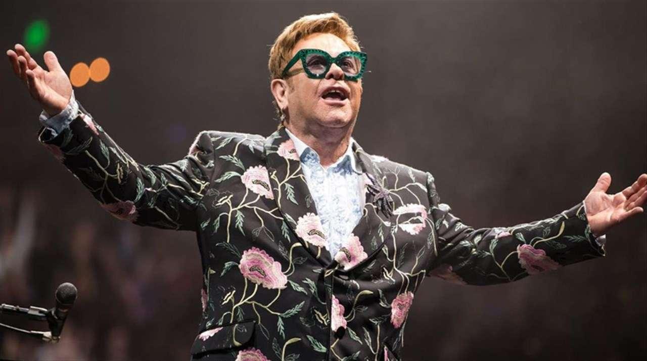 Elton John moglie