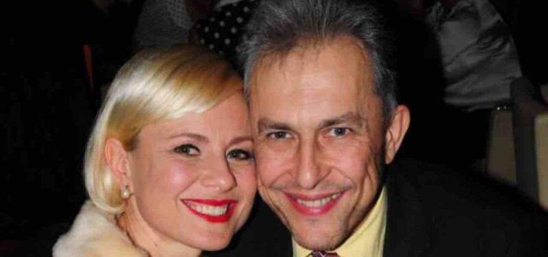 Antonella Elia e Fabiano Petricone