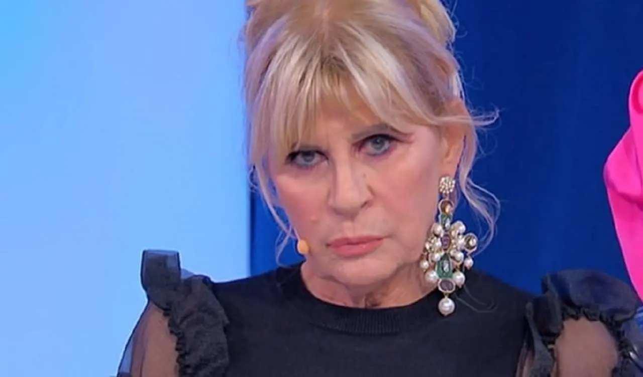 Gemma Galgani lascia Nicola al telefono