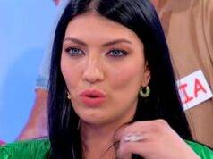 Giovanna Abate ha chiuso con Sammy