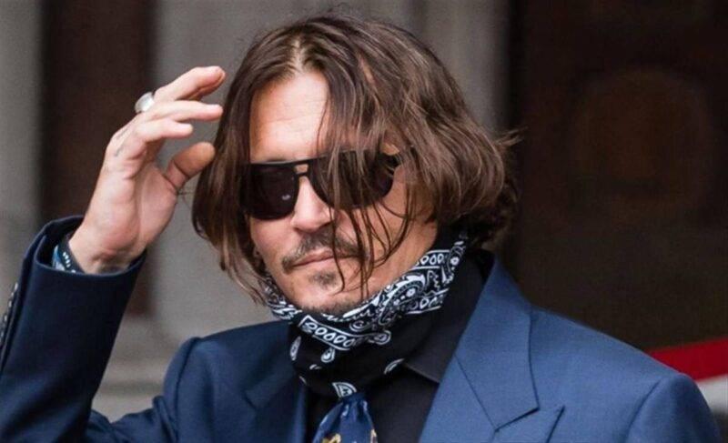 Johnny Depp divorzio