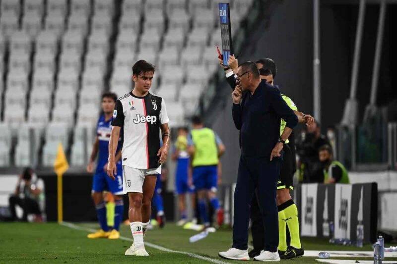 Juventus, Sarri riscatta le critiche vincendo lo Scudetto (Getty Images)