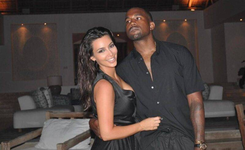 Kanye West Kim Kardashian divorzio