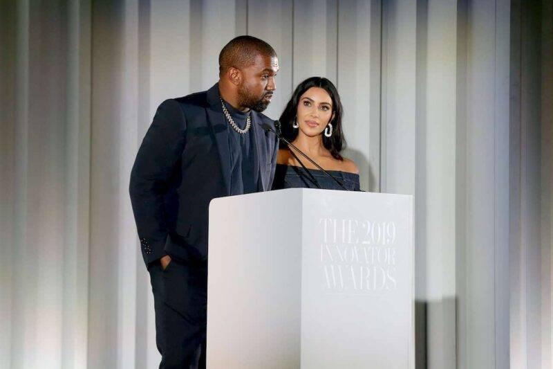 Kanye West bersagliato dopo il suo primo comizio (Getty Images)
