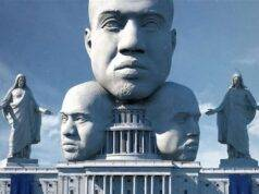 Kanye West casa bianca