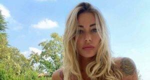 Karina Cascella su Instagram