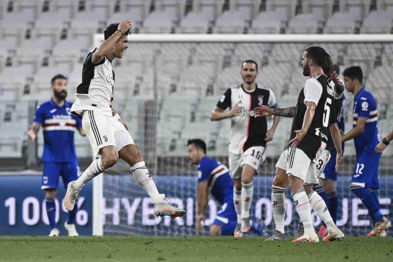 La Juventus festeggia il suo 36esimo Scudetto (Getty Images)