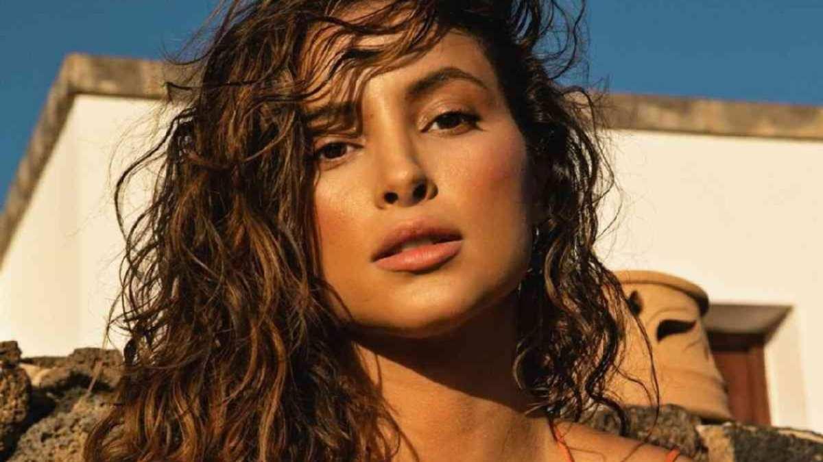 Mariana Rodriguez primo piano