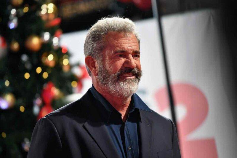 Mel Gibson in ospedale ad aprile per il COVID-19 (Getty Images)